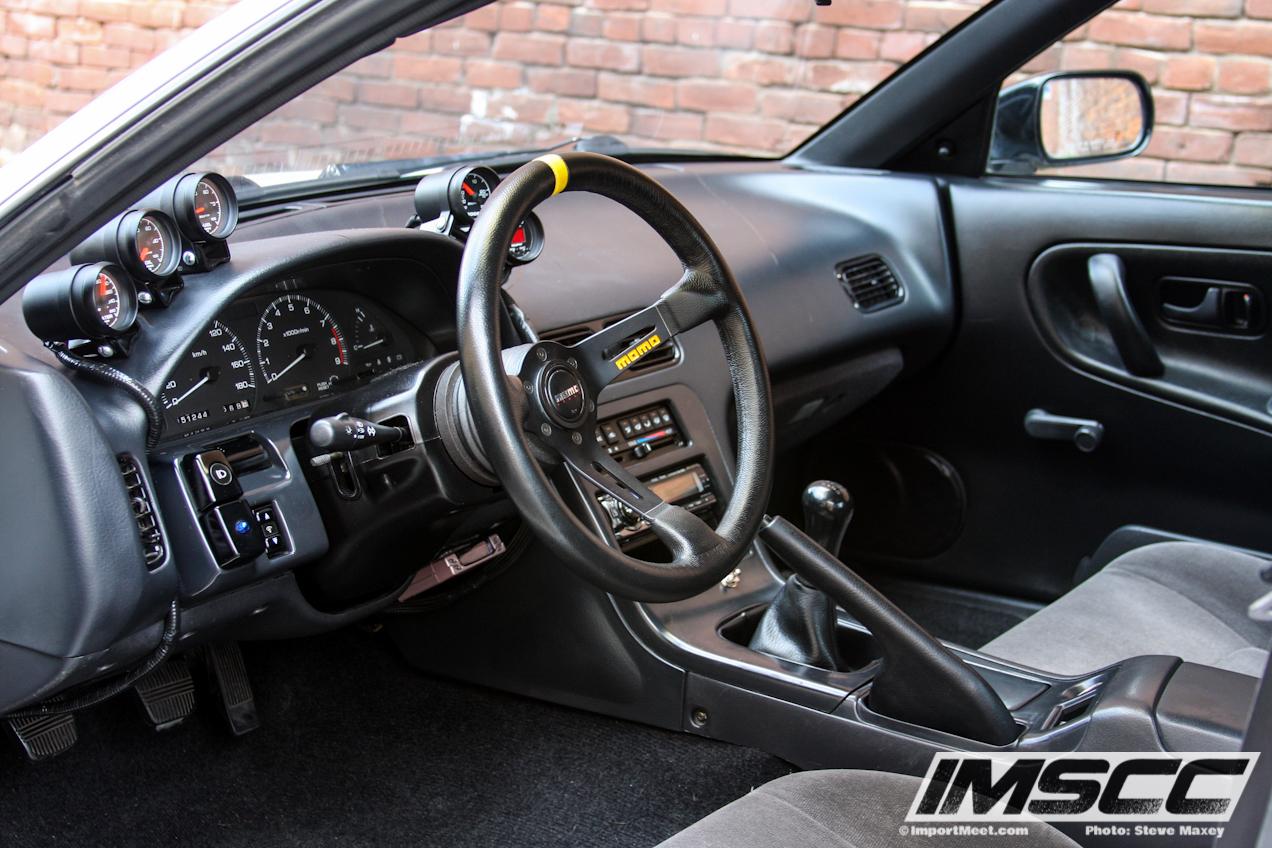 1992 Nissan 240sx The Sleeper 2013 Imscc Competitor