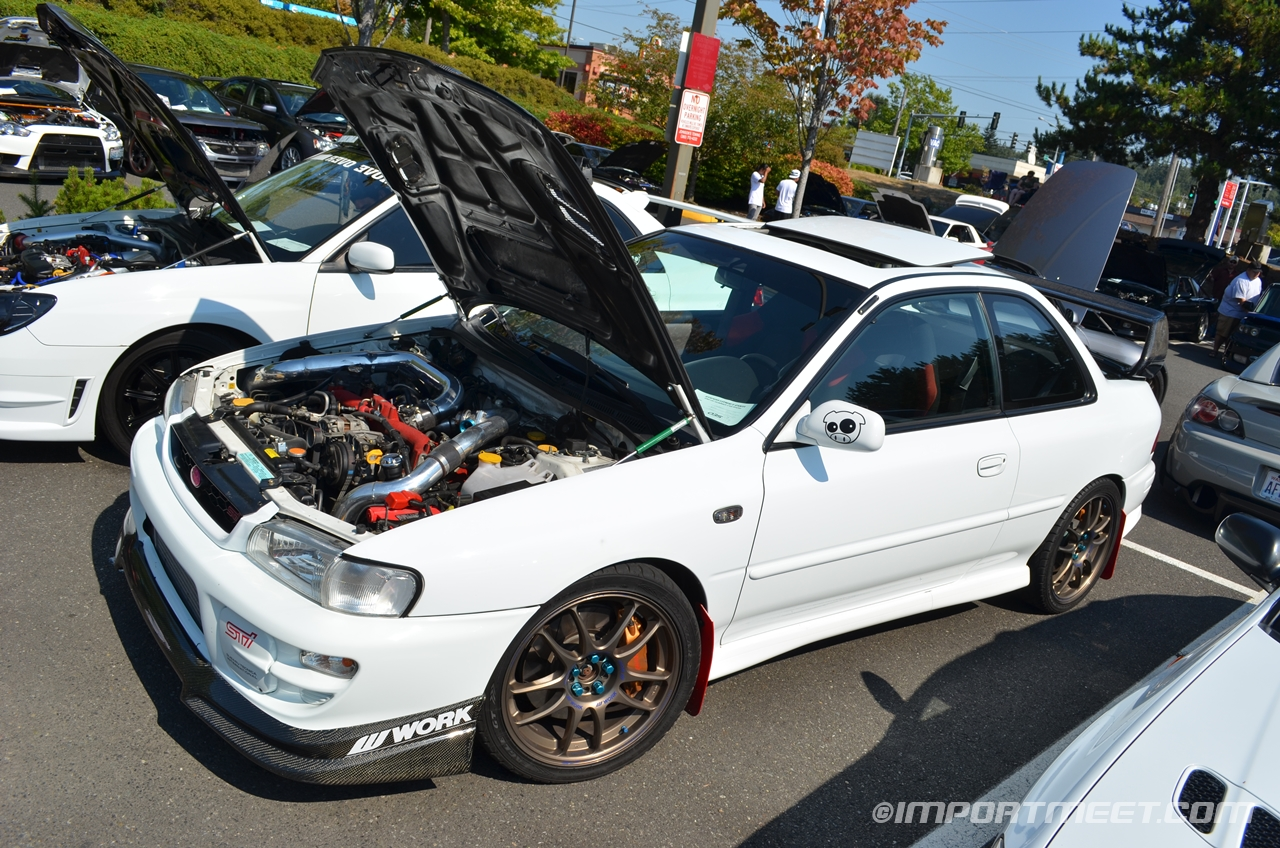 Reasons You Need To Buy A Subaru Impreza 2.5 RS Right Now