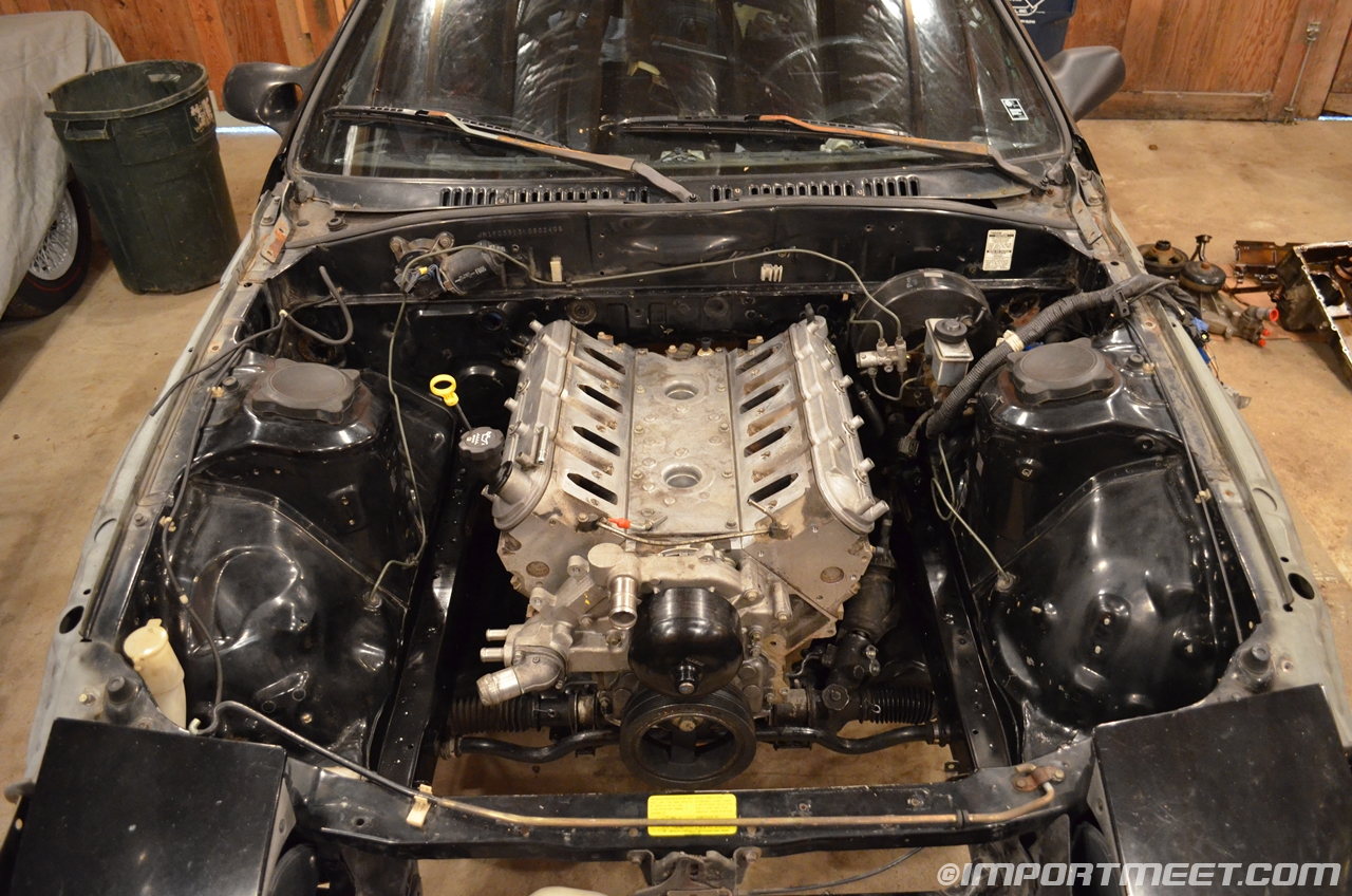 Project V8 Rx 7 Update 9 L33 Modifications And