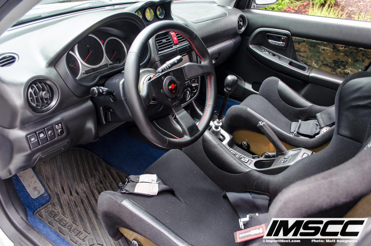 2004 Subaru Wrx Sti Style Shift 2014 Imscc Competitor