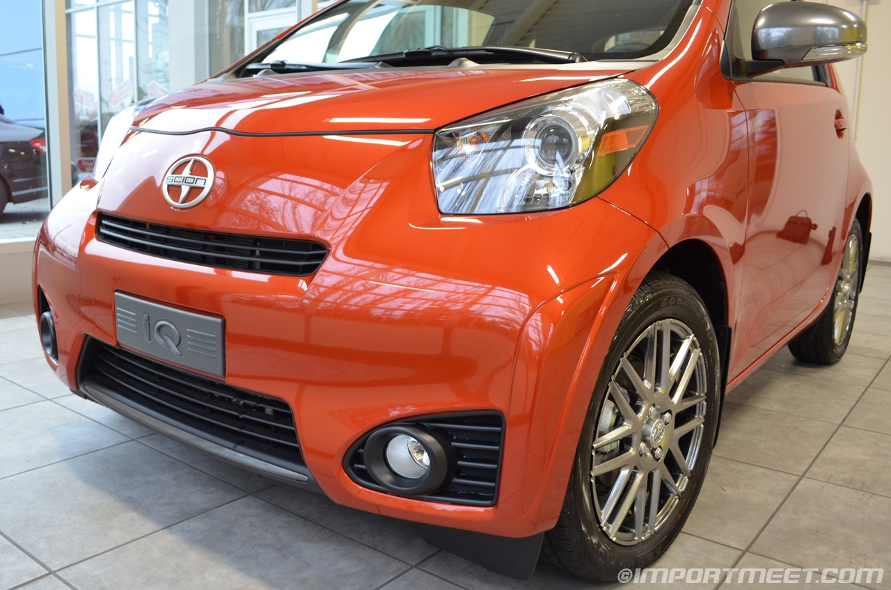 2012 Scion Iq Western Us Launch Initial Impressions