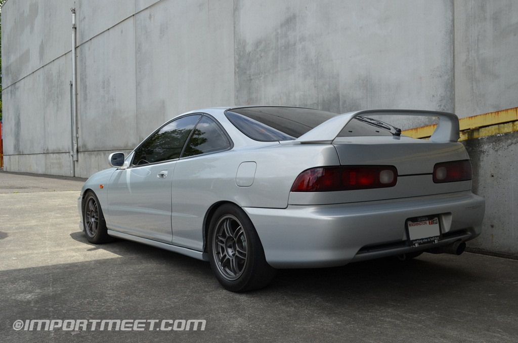 Derrick_D's 524 WHP Boosted 1995 Acura Integra GSR ...