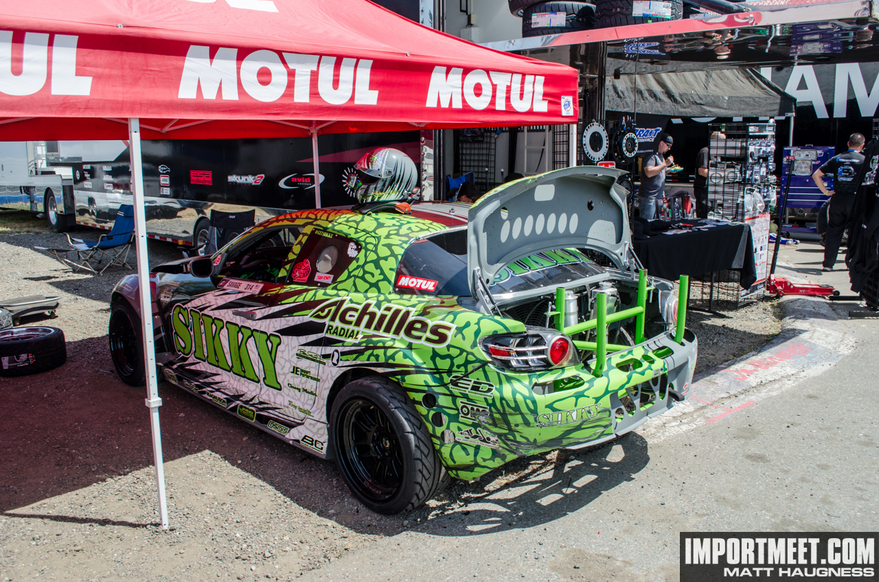 Formula Drift Seattle Offset Kings Car Show Paddock Photo - Car show seattle
