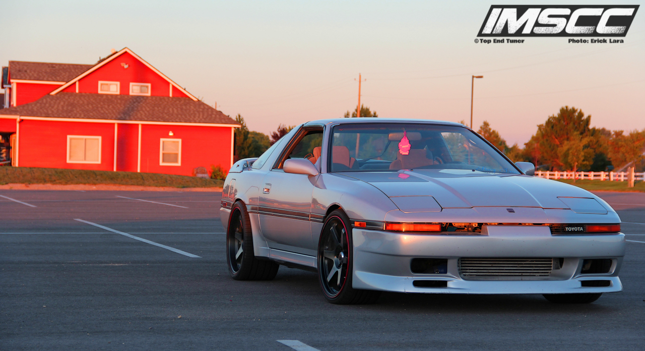 1989 Toyota Supra Turbo - The Silver Bullet