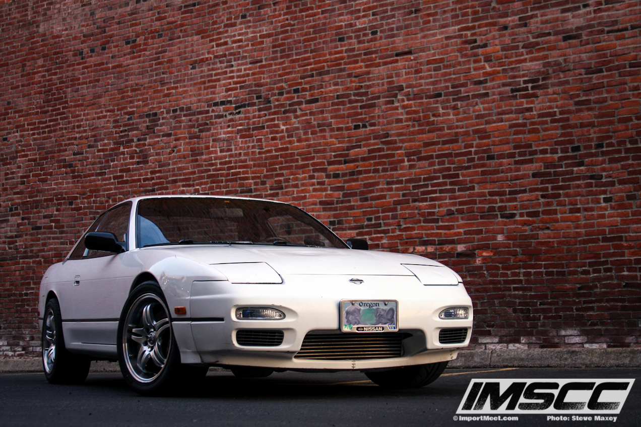 nissan 240sx by 1992 nissan 240sx the sleeper 2013 imscc competitor import meet