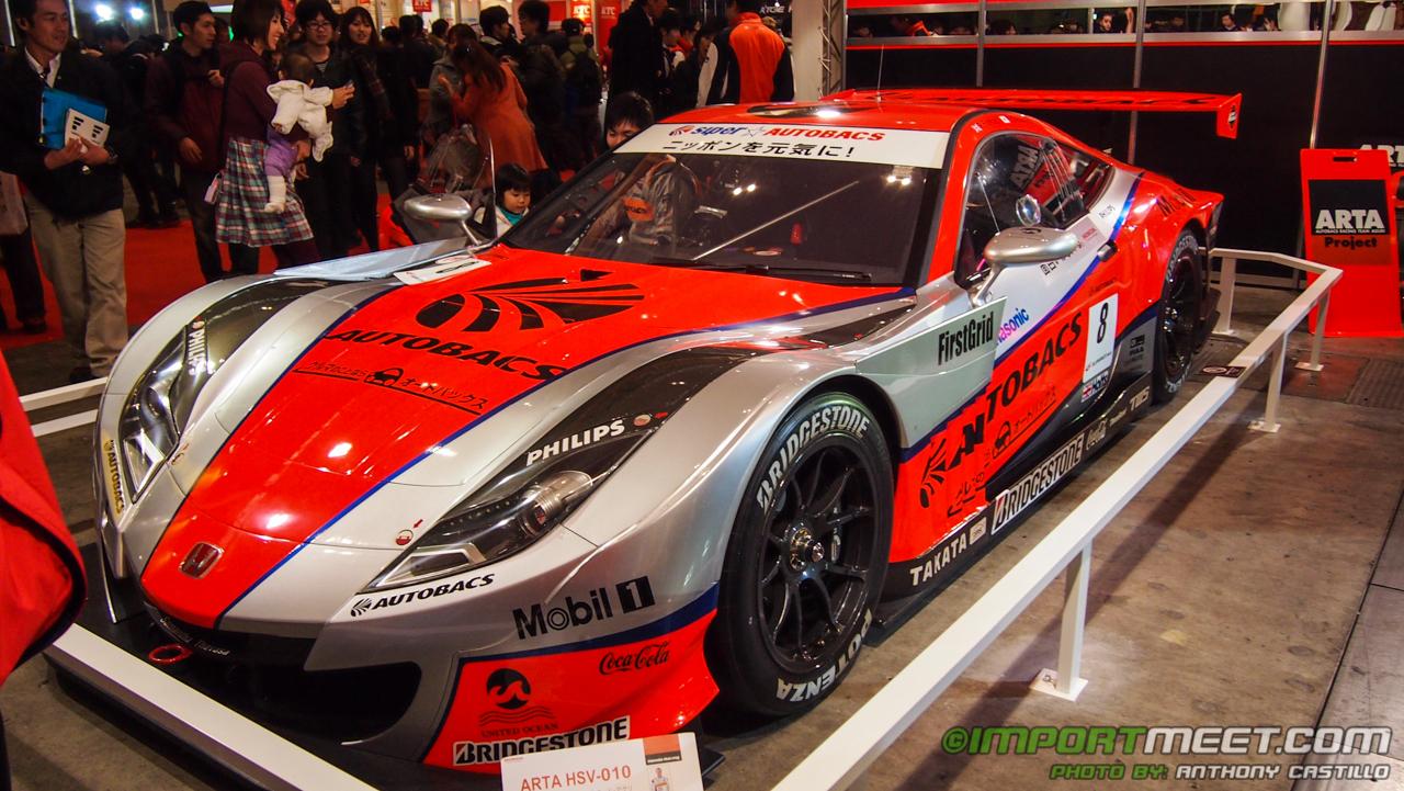 Tokyo auto salon 2013 coverage for 2013 tokyo auto salon
