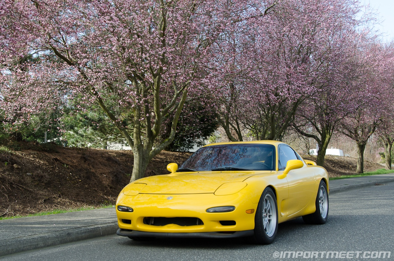 Best Of Both Worlds V8rx7guy S Ls1 Swapped 1993 Mazda Rx
