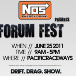 Forum Fest 2011 – June 25 – Pacific Raceways – Kent, WA