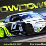 Formula DRIFT – Throwdown – Evergreen Speedway – July 22-23, 2011
