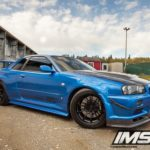 2000 Nissan Skyline GT-R V-Spec II – The Blue Dragon – 2013 IMSCC Competitor