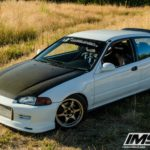 1995 Honda Civic CX – The Boost Box – 2013 IMSCC Competitor