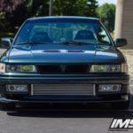 1991 Mitsubishi Galant VR-4 – Number 1051 – 2013 IMSCC Competitor
