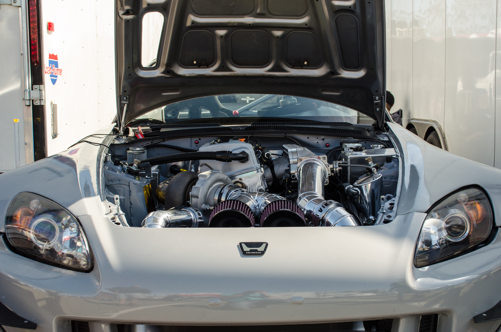 K24 Turbo Kit