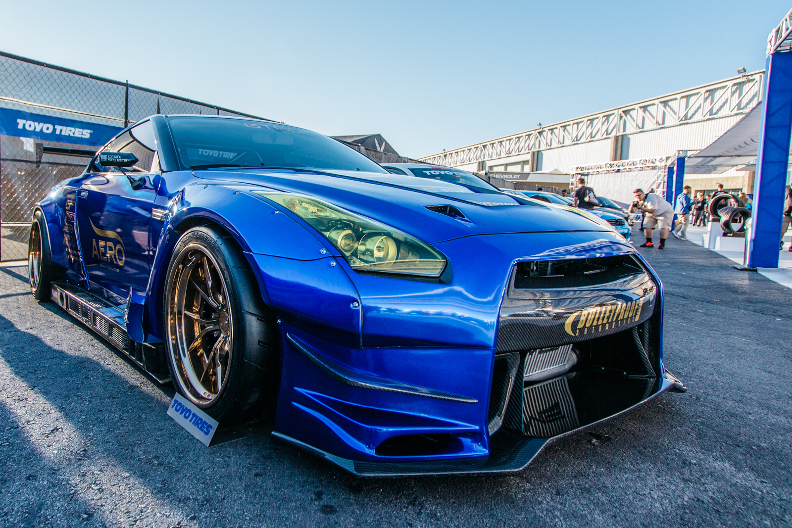 The Best Import Cars of SEMA 2014  Import Meet