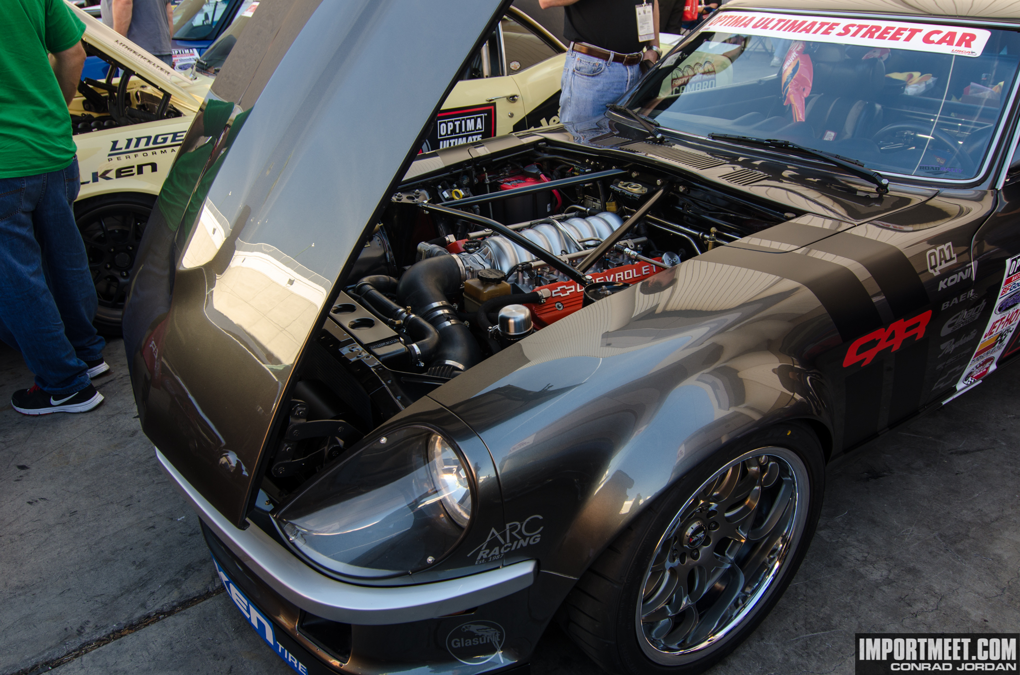 mean lsx powered 1971 datsun 240z import meet. Black Bedroom Furniture Sets. Home Design Ideas