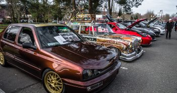 XXX Import Meet 2017 – Front Row Parking Contest