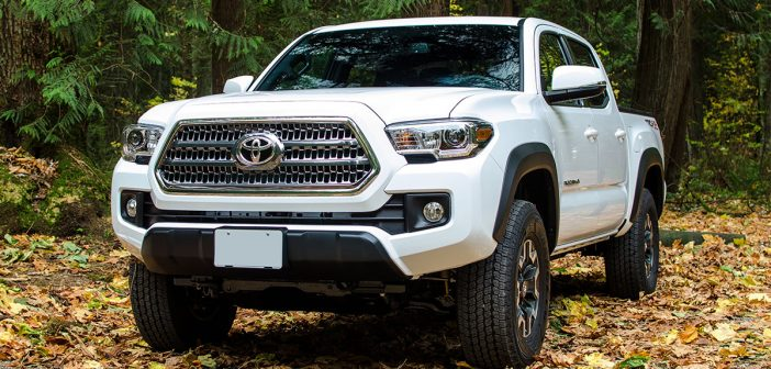 Project Toyota Tacoma Intro – Functional Daily Driver