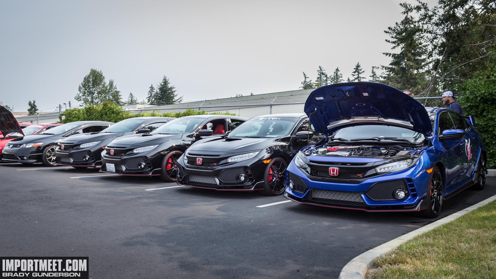 Honda Expo Car Show Event Coverage Import Meet - Honda car show